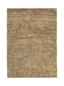 Roots living - Long Pile Linen -pellavamatto - NATURAL | Stockmann
