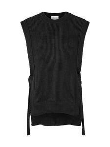 SECOND FEMALE - Aventurine Knit Vest -neule - 8001 BLACK | Stockmann
