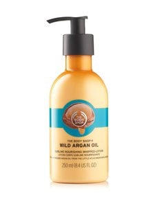 The Body Shop - Body Lotion Wild Argan Oil -vartalovoide 250 ml | Stockmann
