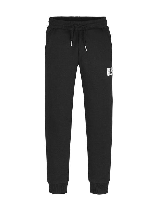 Calvin Klein Kids - Monogram Sweatpants -collegehousut - BEH CK BLACK | Stockmann - photo 1