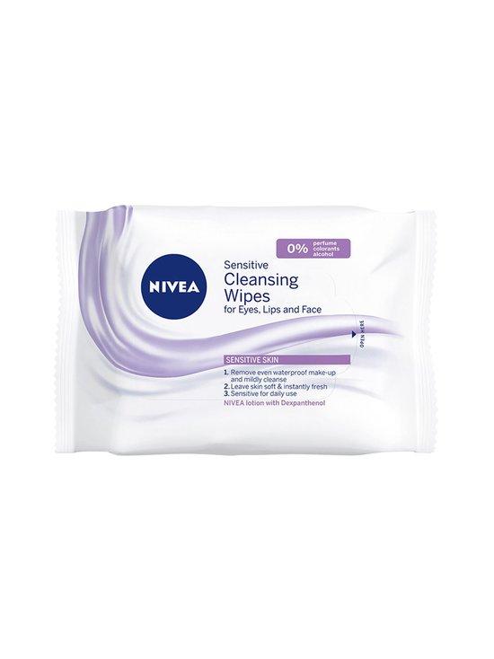 NIVEA - Sensitive Cleansing Wipes -puhdistusliinat 25 kpl | Stockmann - photo 1