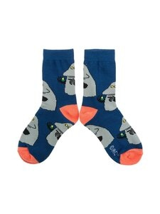 Muumi - Socks Kids -sukat - BLUE / ORANGE | Stockmann
