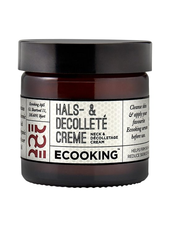 Ecooking - Neck & Décolletage Cream -voide 50 ml - NO COLOR | Stockmann - photo 1