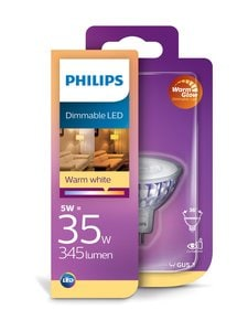 Philips - LED 35W -spottilamppu - WHITE | Stockmann
