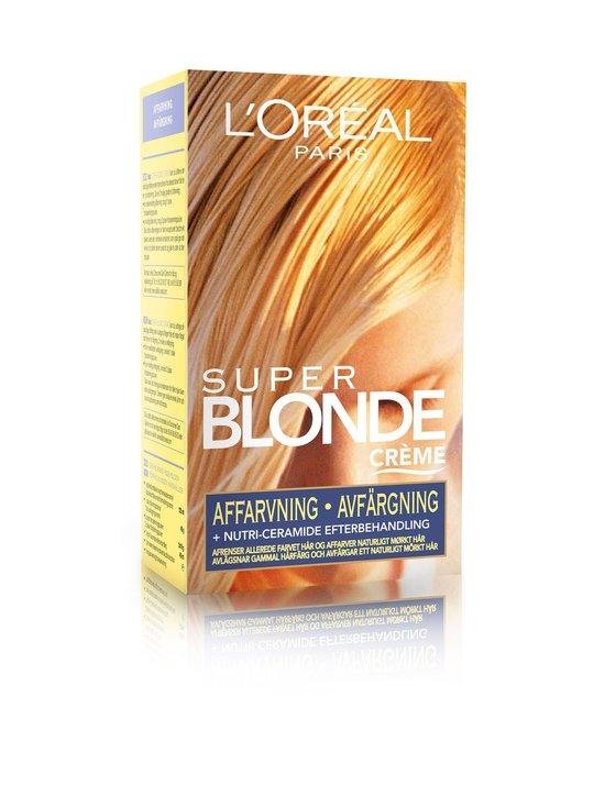 L'Oréal Paris - Recital Preference Super Blonde -värinpoistoaine - SUPER BLONDE | Stockmann - photo 1