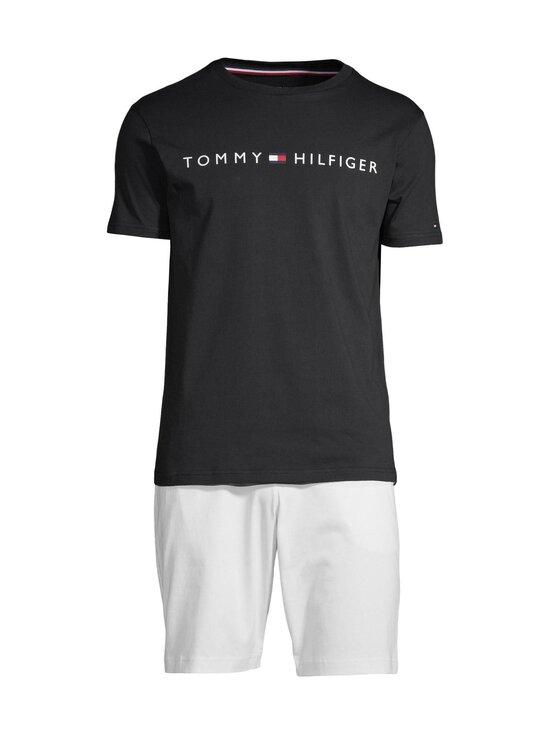 Tommy Hilfiger - SS Short Jersey Set -pyjama - 0SS DESERT SKY/LUMINOUS BLUE | Stockmann - photo 1