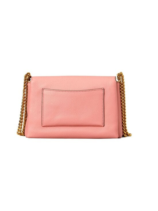 Tory Burch - Kira Pebbled Small Convertible Shoulder Bag -nahkalaukku - 651 PINK MAGNOLIA | Stockmann - photo 2