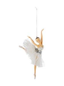 Casa Stockmann - Ballerina-joulukoriste - WHITE   Stockmann
