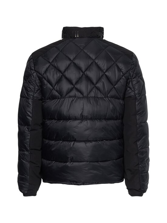 Calvin Klein Menswear - MIX MEDIA QUILT JACKET -toppatakki - BEH CK BLACK | Stockmann - photo 2