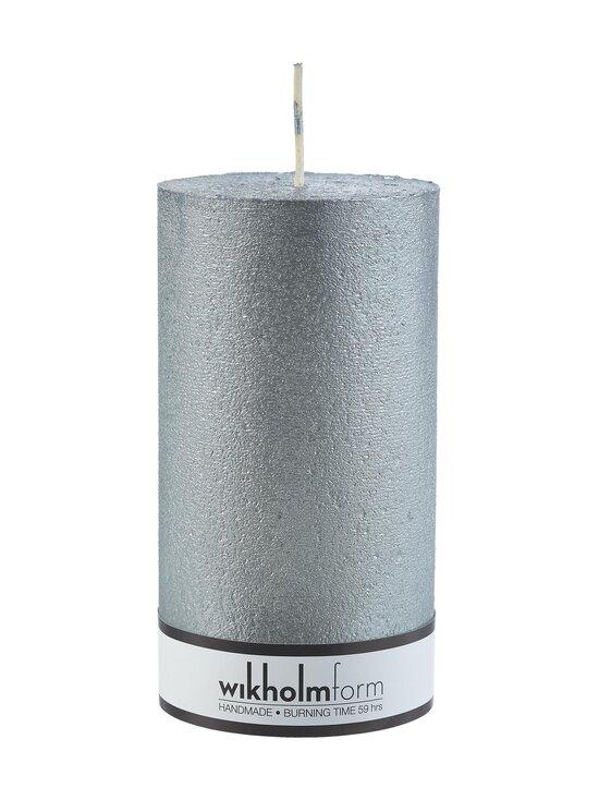 Wikholm Form - Pöytäkynttilä 13 cm - SILVER METALLIC | Stockmann - photo 1
