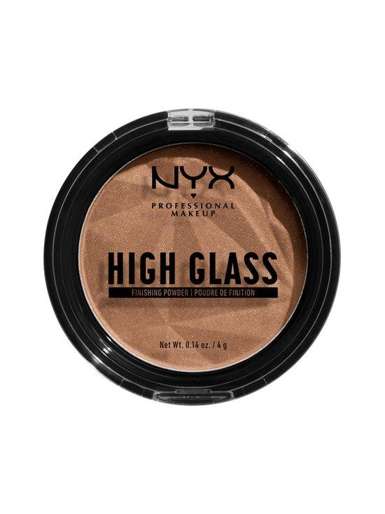 NYX Professional Makeup - High Glass Finishing Powder -puuteri 5.5 g - 3 DEEP | Stockmann - photo 1