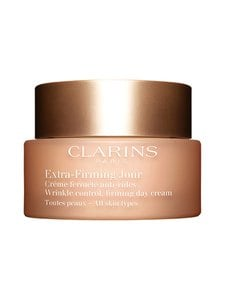 Clarins - Clarins Extra-Firming Jour Wrinkle Control Firming Day Silky Cream for All Skin Types -päivävoide 50 ml | Stockmann