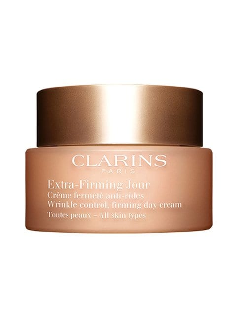Clarins Extra-Firming Jour Wrinkle Control Firming Day Silky Cream for All Skin Types -päivävoide 50 ml