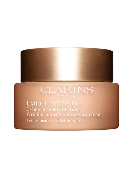 Clarins - Clarins Extra-Firming Jour Wrinkle Control Firming Day Silky Cream for All Skin Types -päivävoide 50 ml - NOCOL   Stockmann - photo 1