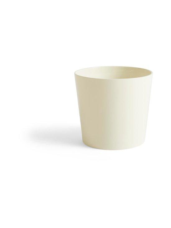 HAY - Botanical Family Pot XL -kukkaruukku Ø 22 cm - OFF WHITE | Stockmann - photo 1