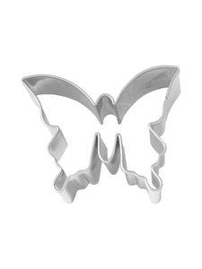 Birkmann - Butterfly-piparkakkumuotti 4 cm - TERÄS   Stockmann
