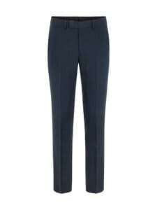 J.Lindeberg - Grant Tech Linen Pants -pellavahousut - 6855 JL NAVY | Stockmann