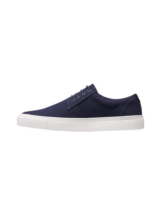 Makia - Corner Canvas -sneakerit - 661 DK BLUE | Stockmann - photo 1