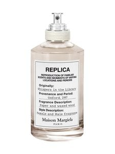 Maison Margiela - Replica Whispers in the Library EdT -tuoksu 100 ml - null | Stockmann