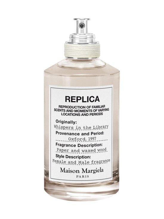 Maison Margiela - Replica Whispers in the Library EdT -tuoksu 100 ml - NOCOL   Stockmann - photo 1