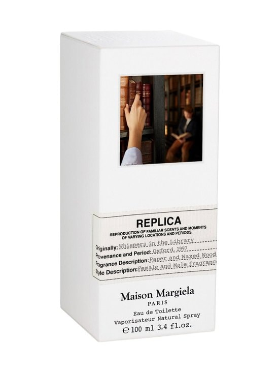 Maison Margiela - Replica Whispers in the Library EdT -tuoksu 100 ml - NOCOL   Stockmann - photo 2
