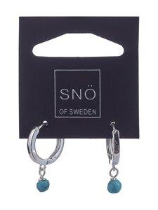 Snö Of Sweden - Roc Small Ring -korvakorut - TURQUOISE   Stockmann