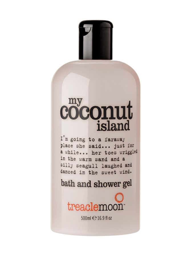 My Coconut Island Shower Gel -suihkugeeli 500 ml