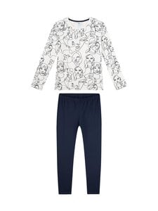 Sanetta - Glasses and Stripes -pyjama - 5962 NORDIC BLUE   Stockmann