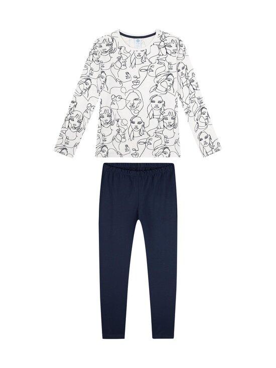 Sanetta - Glasses and Stripes -pyjama - 5962 NORDIC BLUE | Stockmann - photo 1
