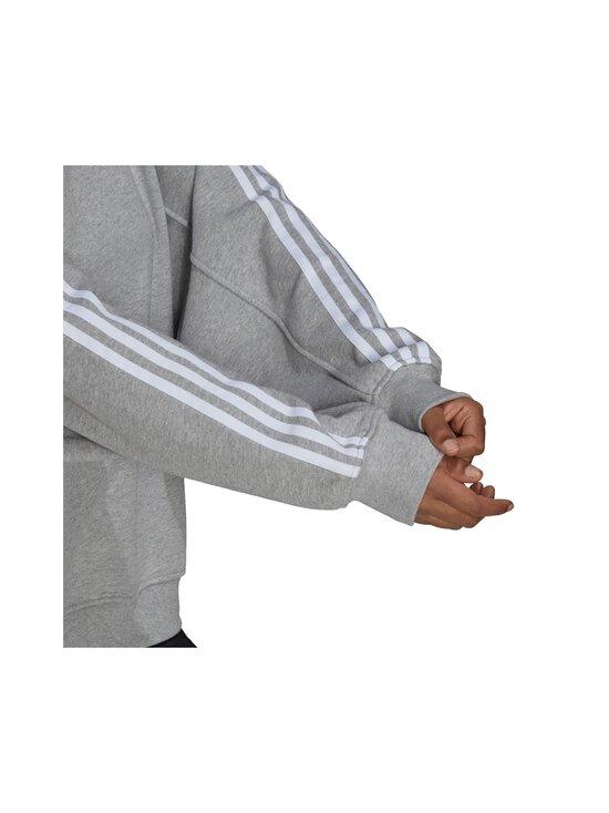 adidas Originals - Oversized-collegepaita - MGREYH MEDIUM GREY HEATHER | Stockmann - photo 5