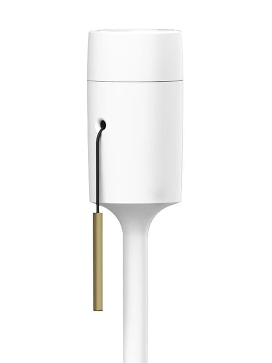 UMAGE - Champagne Stand -lampunjalka 140 cm - VALKOINEN | Stockmann - photo 2