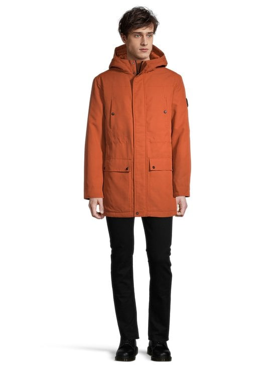 Only & Sons - OnsPeter Techincal Parka -takki - BOMBAY BROWN | Stockmann - photo 2