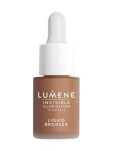 Lumene - Invisible Illumination Liquid Bronzer -hehkupisarat 15 ml | Stockmann