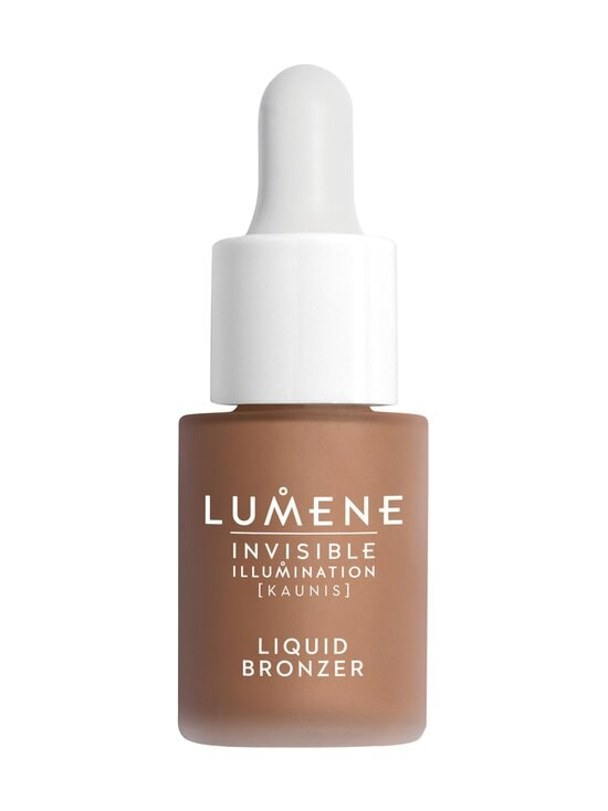 Lumene - Invisible Illumination Liquid Bronzer -hehkupisarat 15 ml - PINKKI | Stockmann - photo 1