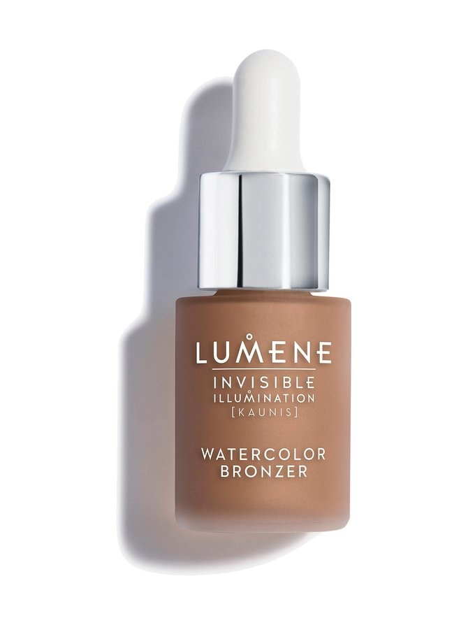 Invisible Illumination Instant Glow Watercolor Bronzer -hehkupisarat 15 ml