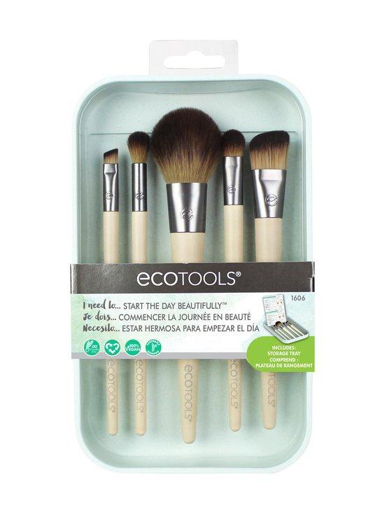 Eco Tools - Start The Day Beautifully -sivellinsetti - LUONNONVALKOINEN | Stockmann - photo 1
