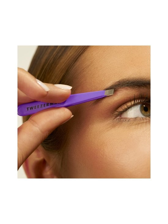 Tweezerman - Mini Slant Tweezer -pinsetit - BLOOMING LILAC | Stockmann - photo 3