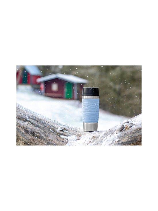 Tefal - Travel Mug Wave Pastel -termosmuki 3,6 dl - HORIZON BLUE | Stockmann - photo 6