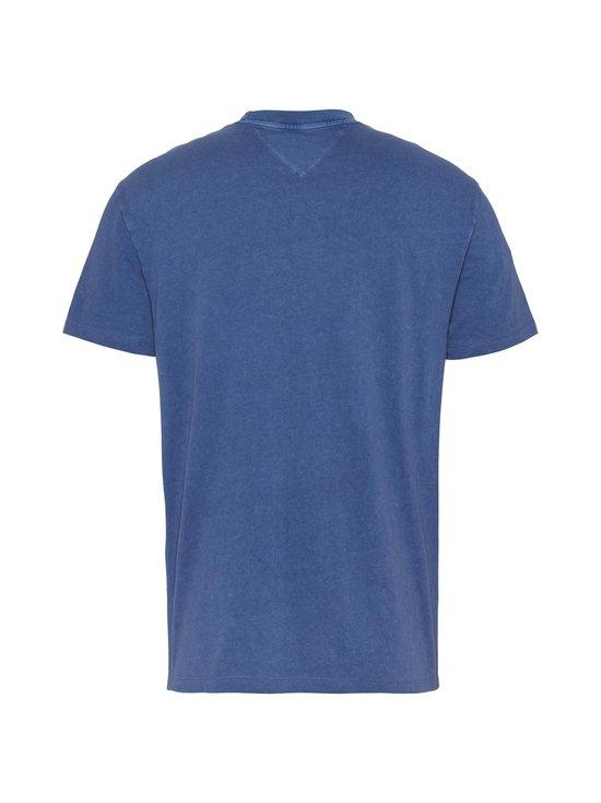 Tommy Jeans - Tjm Sunfaded Wash Tee -paita - CZY AUDACIOUS BLUE | Stockmann - photo 2