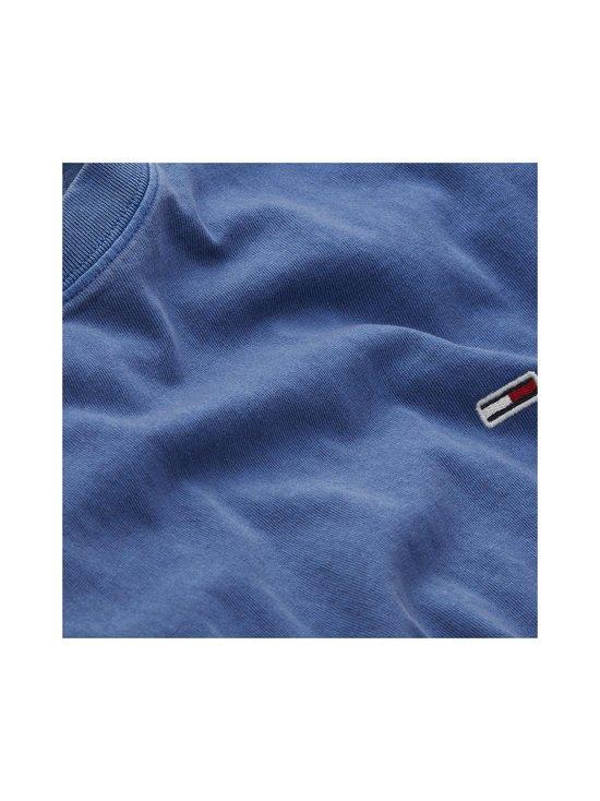Tommy Jeans - Tjm Sunfaded Wash Tee -paita - CZY AUDACIOUS BLUE | Stockmann - photo 3