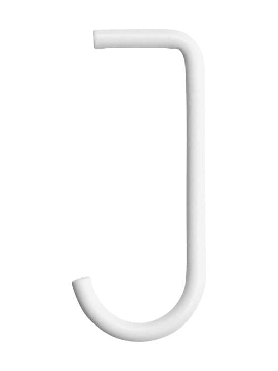 String - String + Hook -koukku String System -metallihyllyyn, 5 kpl - VALKOINEN | Stockmann - photo 1