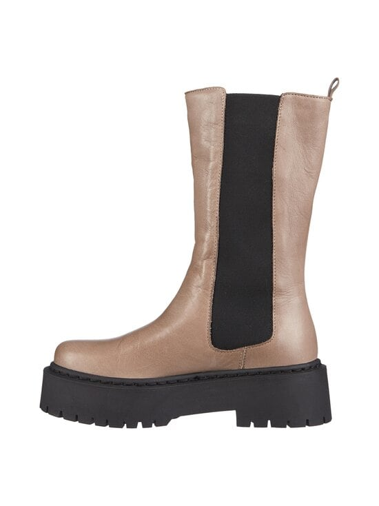 BIANCO - BiaDeb Long Boot -nahkasaappaat - 216 LIGHT BROWN | Stockmann - photo 2