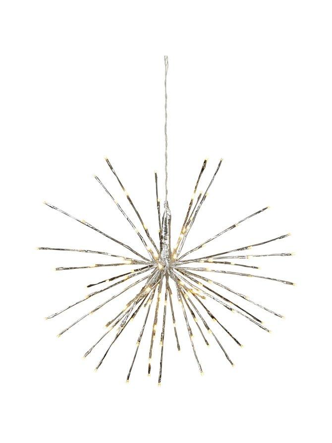 Hanging Firework -koriste 60 x 60 x 60 cm