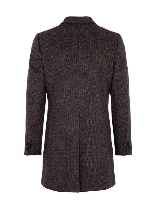 J.Lindeberg - Wolger Checked Wool Coat -takki - E105 TRUE GRIT | Stockmann - photo 2