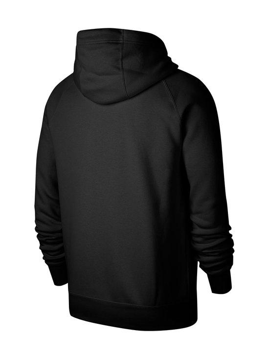 Nike - Swoosh Hoodie -huppari - 010 BLACK/WHITE | Stockmann - photo 2