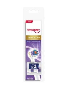 Pepsodent - Complete Care -harjaspää 2 kpl | Stockmann