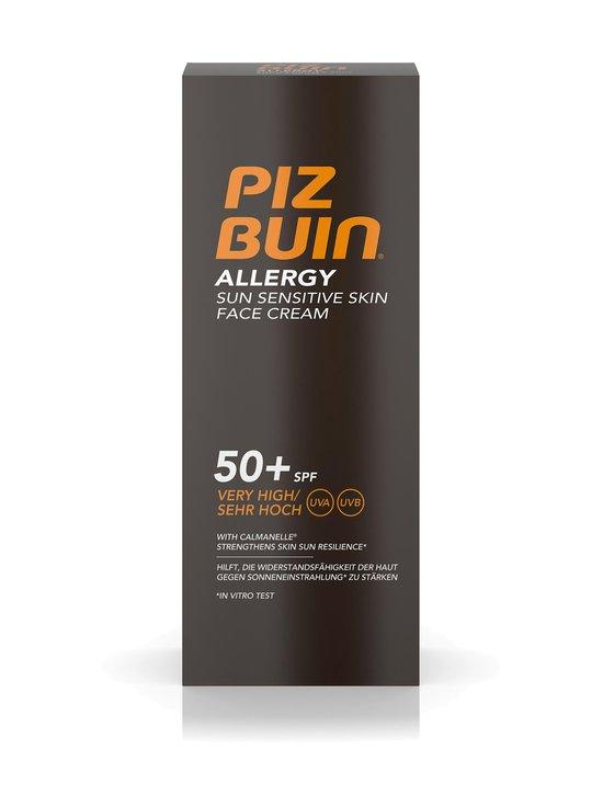 Piz Buin - Allergy Face Cream Spf 50+ Sunscreen -aurinkosuojavoide kasvoille 50 ml - NOCOL | Stockmann - photo 1
