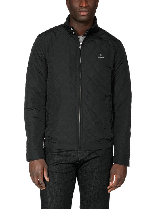 The Quilted Windcheater -takki