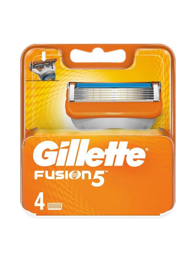 Fusion5-vaihtoterä 4 kpl