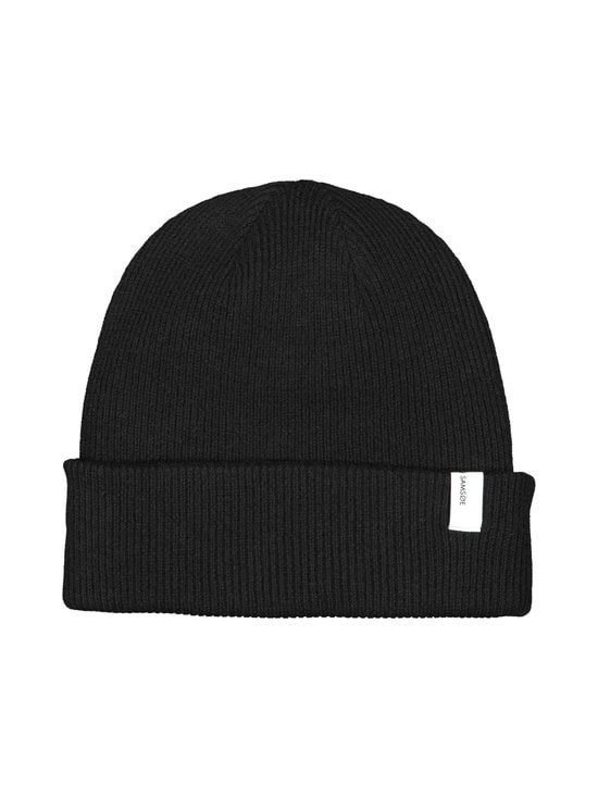 Samsoe & Samsoe - The Beanie -pipo - BLACK | Stockmann - photo 1